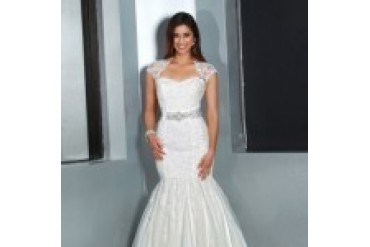 Davinci Quick Delivery Wedding Dresses - Style 50194