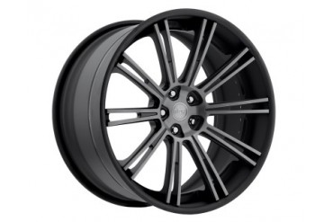 Niche Wheels 3-Piece Series A430 Laguna 24 Inch Wheel