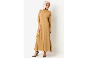 BellaBaric by Najua Yanti Belicia Square Layer Gamis