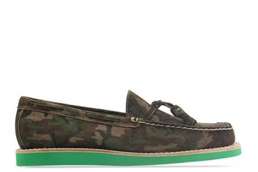 Caminando Tassel Loafer Mens in Camo size 10.0