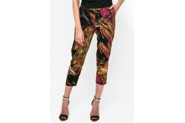 Urban Twist Summer Peacock Pant