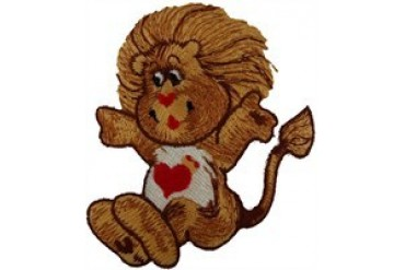 Care Bears Brave Heart Lion Patch