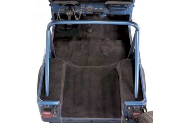 Auto Custom Carpet Standard Molded Carpet Kit  14583C Carpet Kit