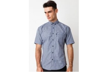 Travis Jeans & Co Small Check Shirt