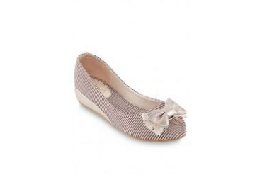 Micffy Ballerinas with Bow