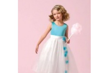 Alfred Angelo Flowergirl Dresses - Style 6615