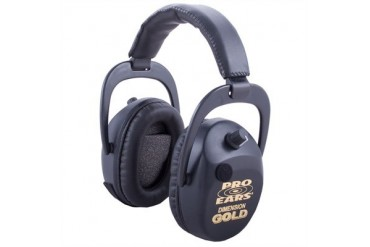 Sporting Clay Gold Headsets - Sporting Clay Gold Nrr 25 Black