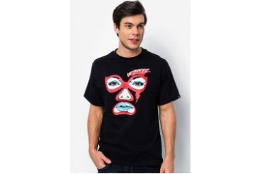 Wild Channel @ Tropicana Life Masked Printed T-Shirt