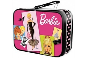 Barbie Collage Mini Tin
