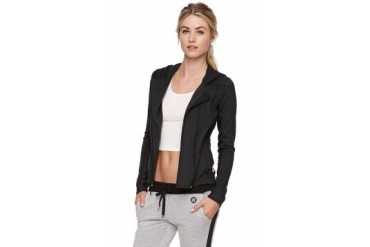 Womens Hurley Jackets - Hurley Dri-Fit Moto Jacket