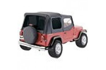 1987-1995 Jeep Wrangler (YJ) Soft Top Rampage Jeep Soft Top 99415