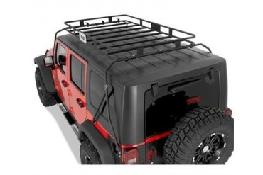 Warrior Safari Roof Rack for Jeep CJ5 857A Roof Rack