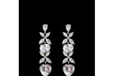 Jim Ball Earrings - Style CZ260