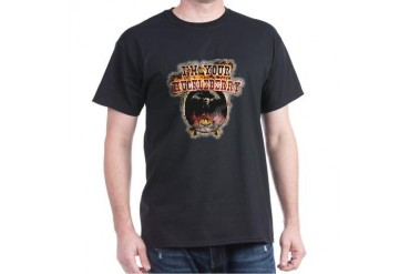Doc holiday tombstone gifts Dark T-Shirt