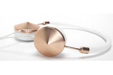 Layla Rose Gold Headphones by Frends