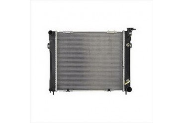 Omix-Ada Replacement 2 Core Radiator for 5.2L & 5.9L V8 Engines with Automatic Transmission 17101.27 Radiator