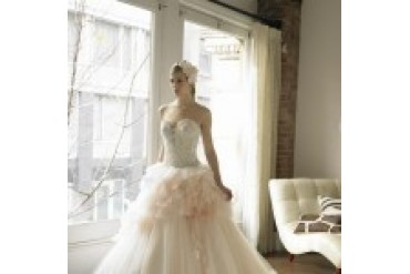 Moonlight Couture Wedding Dresses - Style H1198