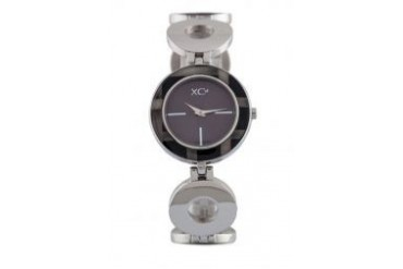 XC38 Silver/Black watch 701157313M0