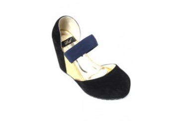 Dust Wedge Sandals