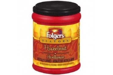 Folgers Flavors Hazelnut Ground Coffee