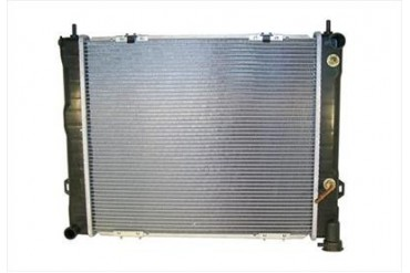 Crown Automotive Replacement Radiator for 4.0L 6 Cylinder Engine with Automatic Transmission 4734103 Radiator