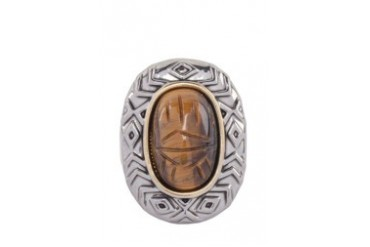 House Of Harlow 1960 Khepri Ring