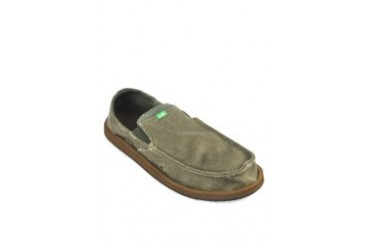 Rasta Pouch slip on sneakers