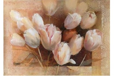 Theas tulips for you Poster Print by Willem Haenraets (18 x 24)