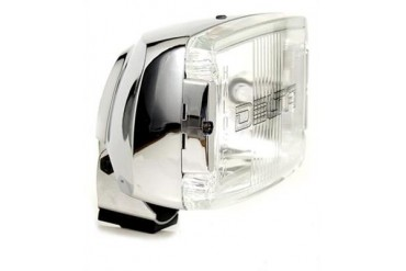 Delta Industries Delta 850H Series Driving Light Kit - Chrome 01-8529-50CX Offroad Racing, Fog & Driving Lights