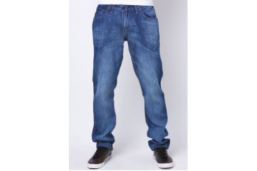 Tapered Reversible Jeans