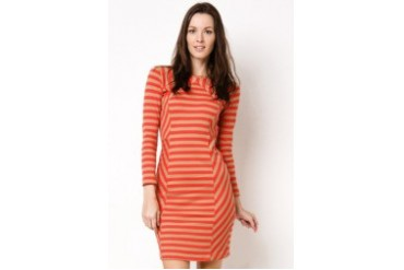 Fernanda Striped Dress