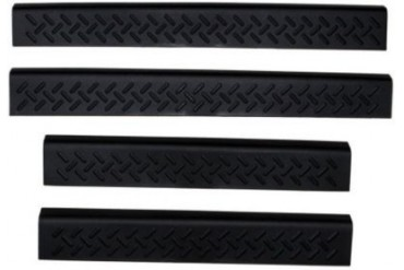 1999-2009 Ford F-350 Super Duty Door Sill Protector Ventshade Ford Door Sill Protector 91511 99 00 01 02 03 04 05 06 07 08 09