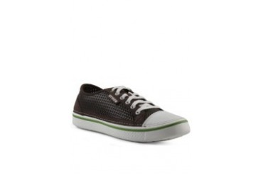 Crocs Crosmesh Hover Lace Up Espresso White