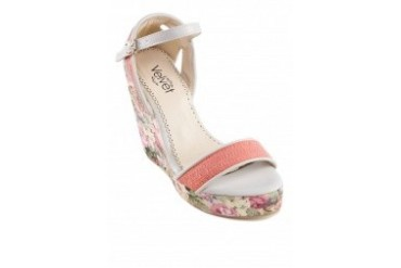 Avalon Floral Wedges