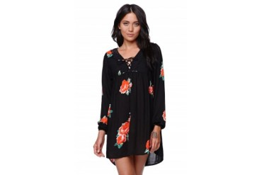 Womens Element Dresses & Rompers - Element Solitary Dress