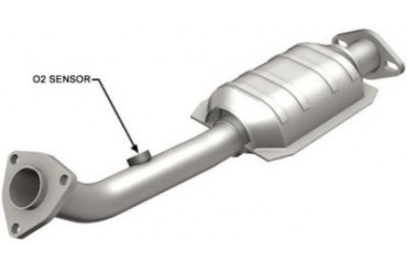 2001-2004 Nissan Pathfinder Catalytic Converter Magnaflow Nissan Catalytic Converter 24417 01 02 03 04