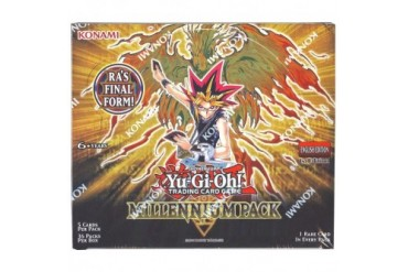 Yu-Gi-Oh! Trading Card Game Millennium Pack Booster Box 1st Ed Original