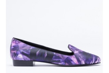 Black Milk Clothing X Solestruck Cam in Crystals size 7.0