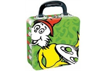 Dr Seuss Sam Green Eggs and Ham Tin Tote Lunch Box