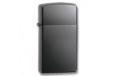 "Zippo ""Black Ice"" Slim Lighter"