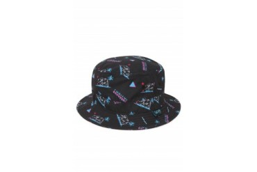 Mens Riot Society Hats - Riot Society Cali Vice Bucket Hat
