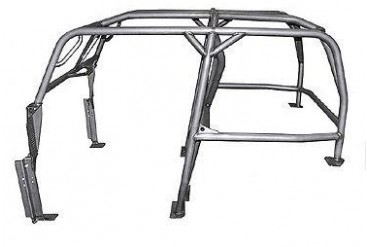 GenRight Complete Roll Cage GRC-2201 Roll Cages & Roll Bars