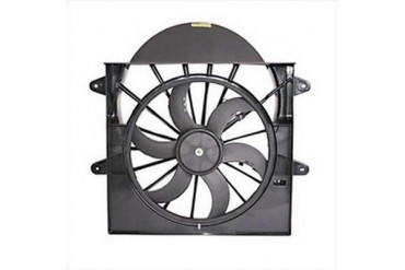 Omix-Ada Cooling Fan Assembly  17102.54 Electric Cooling Fan