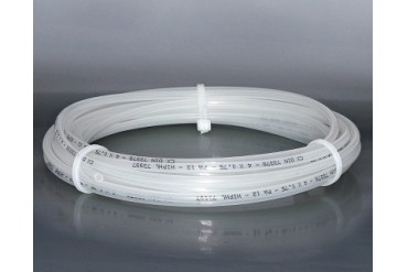 Aquamist Nylon Water Pipe 4mm PTFE. Temp. Range -40C To 260C Degrees Per Meter