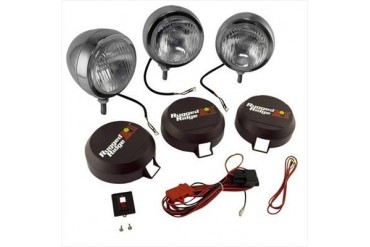 Rugged Ridge HID Off Road Lighting 15206.61 Offroad Racing, Fog & Driving Lights