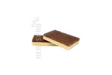 Walnut Scrubber Sponge2 ct(case of 6)
