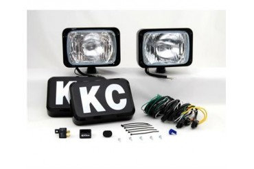 "KC HiLites 6""x9"" Driving Light Kit 243 Offroad Racing, Fog & Driving Lights"