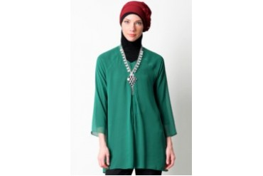 Sofie Design Blouse Hijau