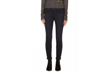 Rag And Bone Navy The Skinny Jeans