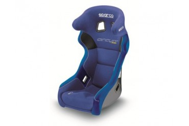Sparco Blue Circuit Competition Racing Seat